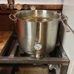 pre-boil